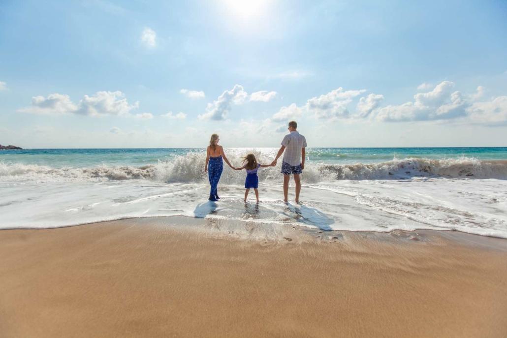 Sicheres Familienglück - wie Ihr und Euer Nachwuchs optimal abgesichert seid.